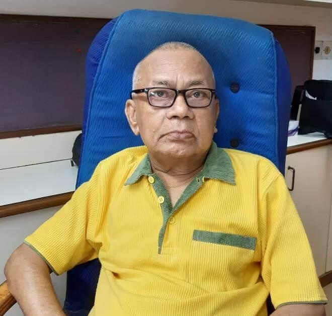 Satrajit Majumdar
